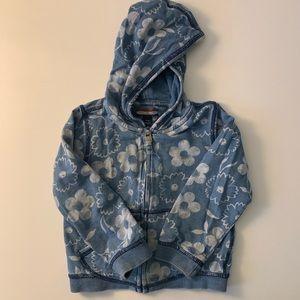 Tommy Hilfiger 3T Girls Hooded Sweatshirt
